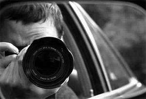 Слежка с помощью камеры